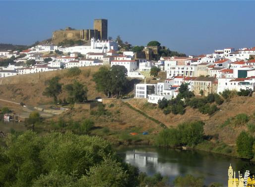 Ruta en coche por el Medio y Bajo Alentejo. Portugal