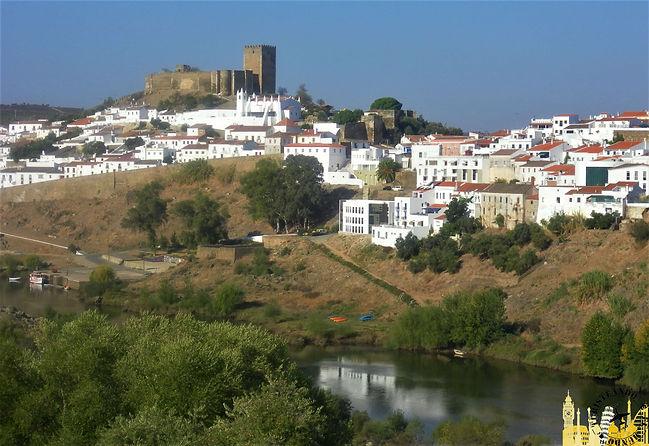 Ruta por el Alentejo portugués