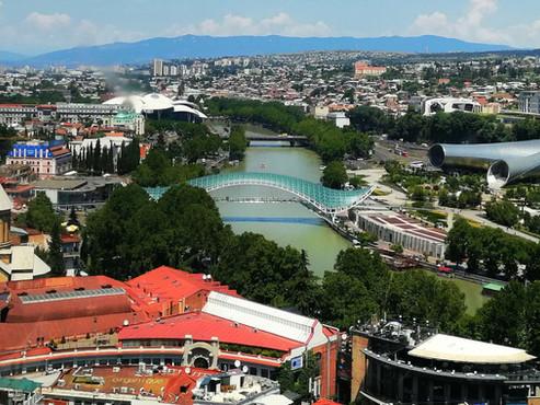 Qué ver en Tbilisi o Tiflis (Unesco) en 4 rutas. Georgia