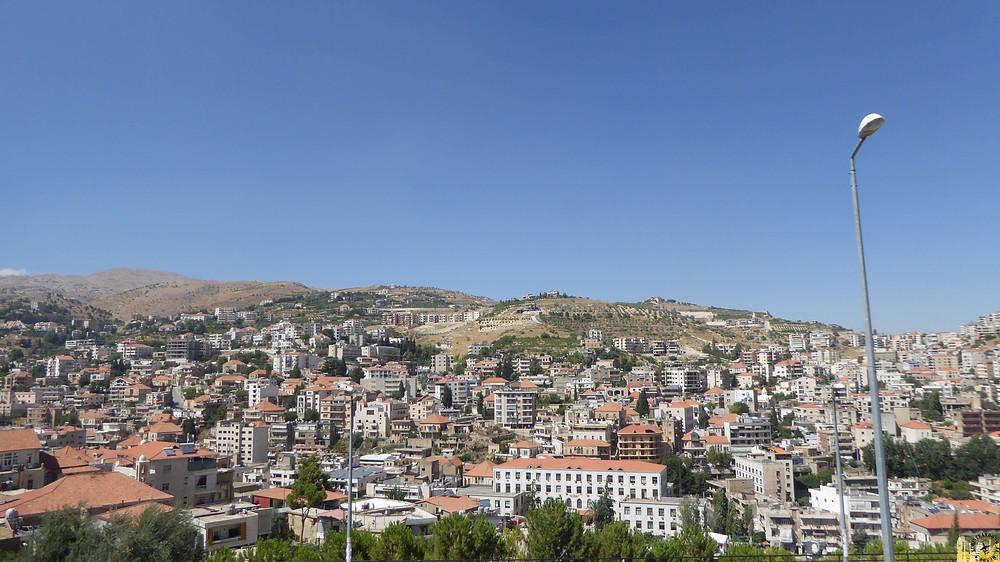 Zahleh.Líbano