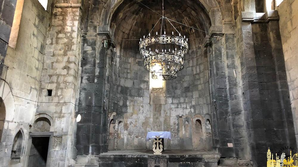 Monasterio de Sanahin (Armenia)