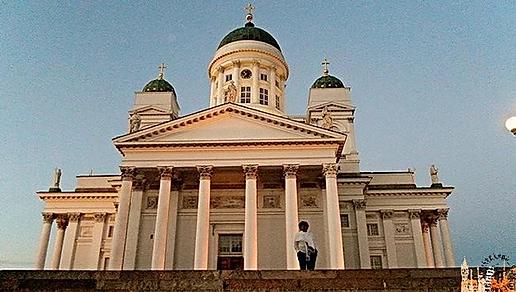 Ruta del Ámbar: Helsinki (I). Finlandia