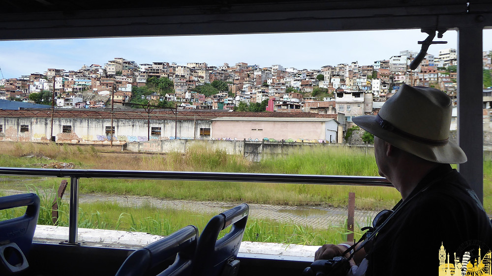 Bus turístico Salvador de Bahía (Brasil)
