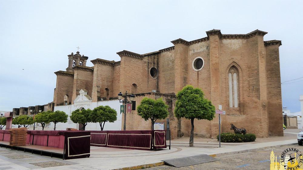 Monasterio Santa Clara. Moguer. Andalucía (España)