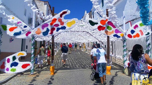 Fiesta Flores Campomaior