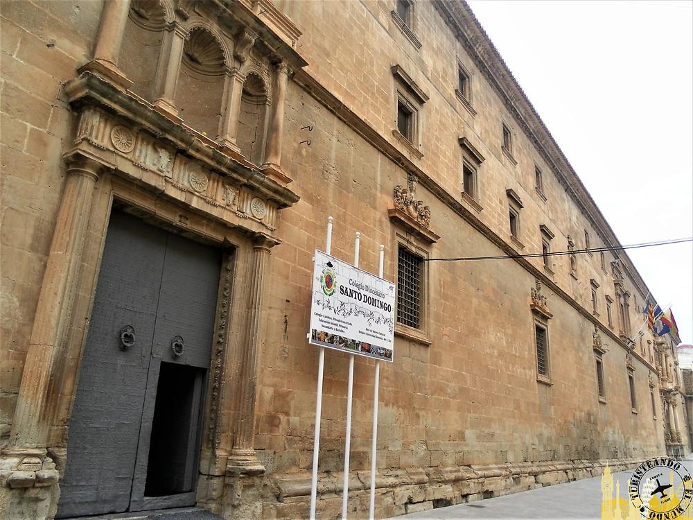 Colegio Diocesano de Santo Domingo, Orihuela (Alicante)