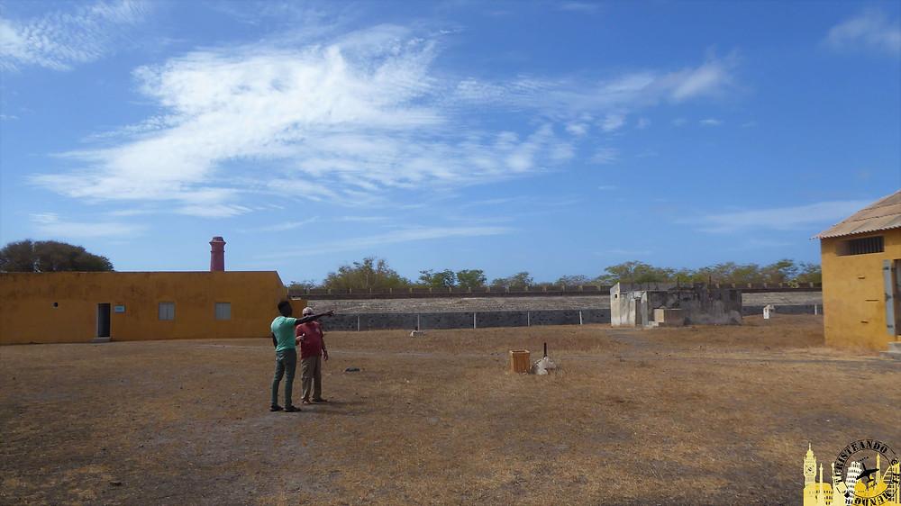 Cabo Verde. Campo de concentración de Tarrafal