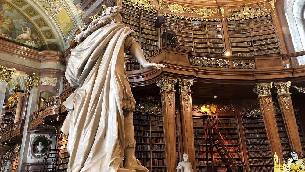 Biblioteca Nacional Austriaca. Viena