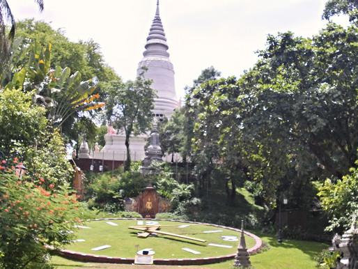 Phnom Penh, la capital de Camboya. Visita metropolitana