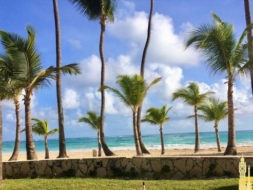 Playa Bávaro (República Dominicana). Vacaciones de playa y relax