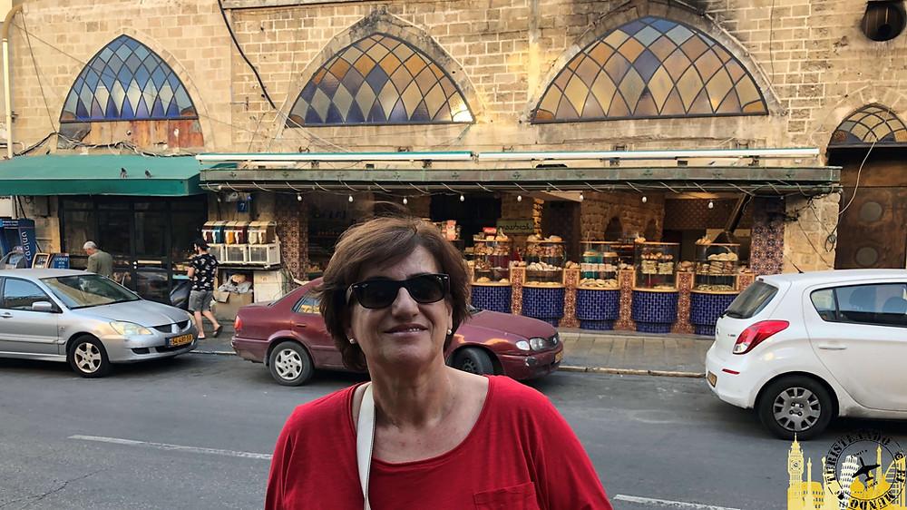 Jaffa. Tel Aviv (Israel). Panadería