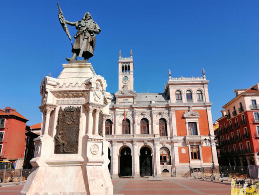 Qué ver en Valladolid, capital, en uno o dos días (Castilla y León) España
