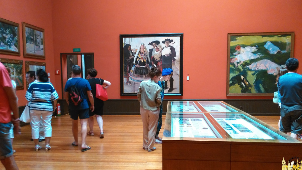 Casa museo Sorolla (Madrid-España)
