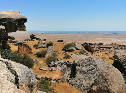 Parque Nacional de Gobustán (Unesco). Azerbaiyán