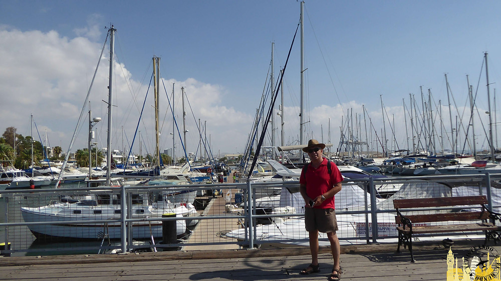 Puerto, Larnaca (Chipre)