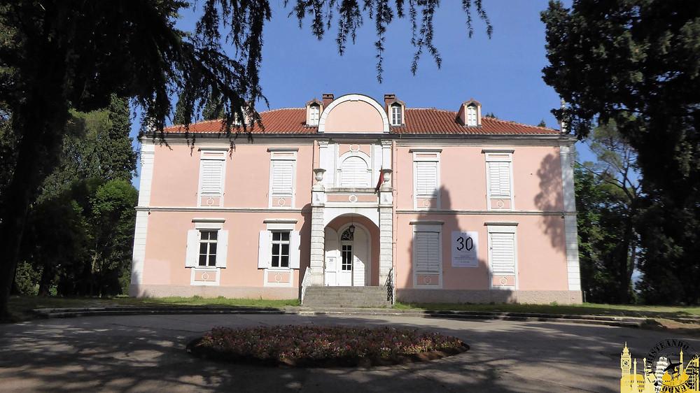 Palacio de Krusevac. Podgorica (Montenegro)