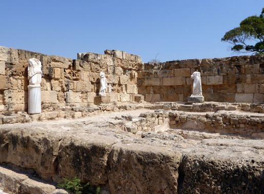 Excursión a Chipre del Norte: Salamina, Iglesia de San Bernabé y Famagusta.