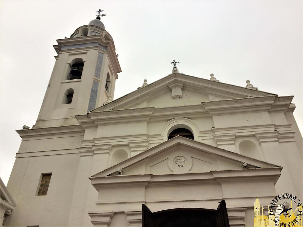 Iglesia del Pilar, Buenos Aires (Argentina)