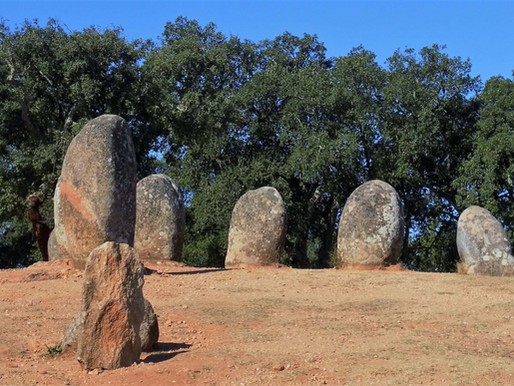 Recinto Megalítico Dos Almendres. Évora (Portugal)