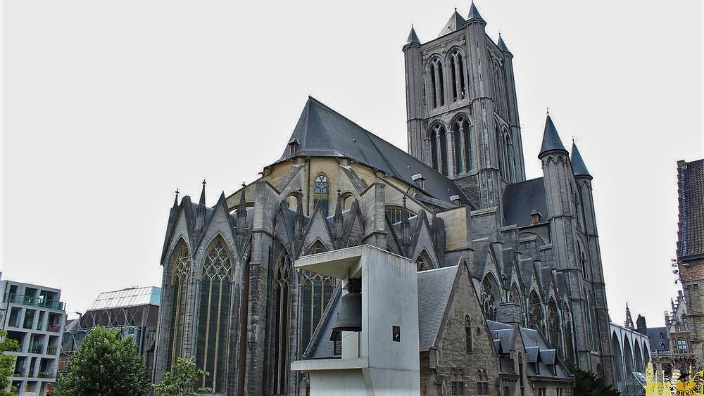 Catedral San Bavón (Gante). Bélgica