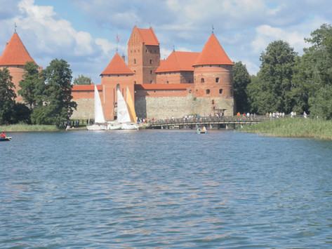 Ruta del Ámbar. Vilnius y el Castillo de Trakai (Lituania). UNESCO