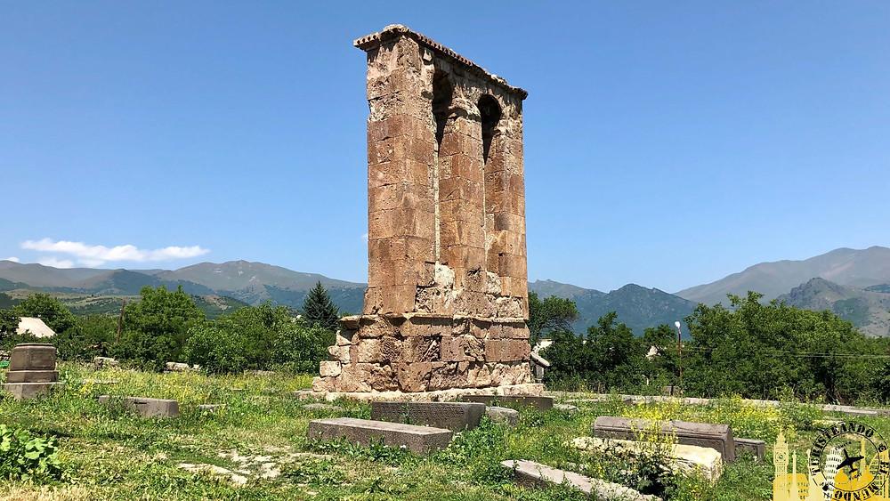 Monasterio de Odzun (Armenia)