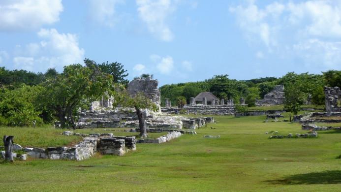 Las ruinas del Rey (Cancún-México)