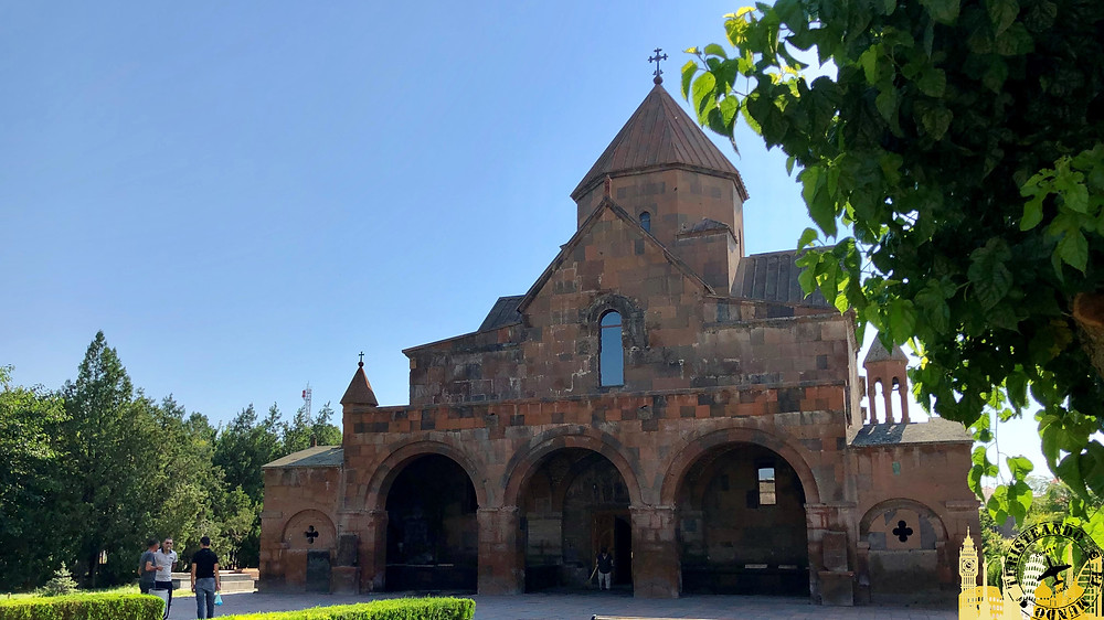 Iglesia de Santa Gayané (Armenia)