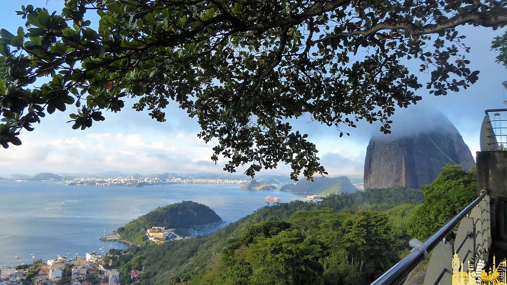 Teleférico Boundinho.Río de Janeiro (Brasil)