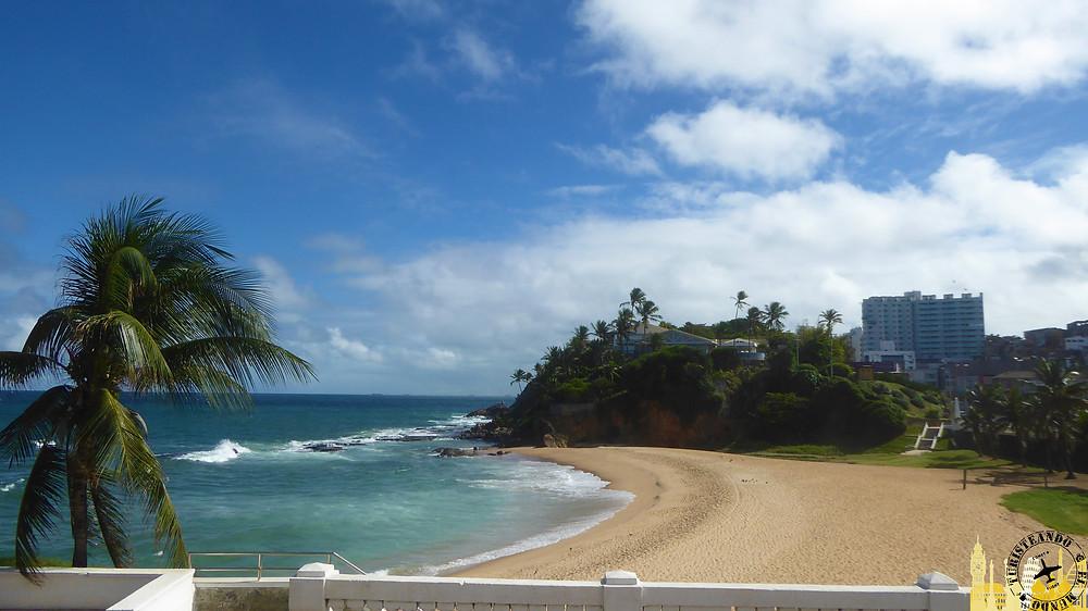 Playa de Ondina. Salvador de Bahía (Brasil)