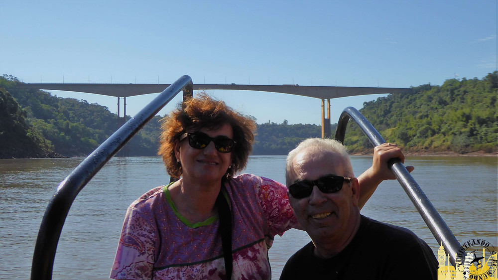 Puente Tancredo Neves. Puerto Iguazú (Argentina)