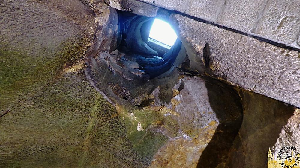Monasterio San Pedro de Rocas. Esgos (Ourense)