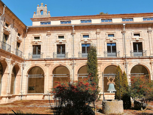 Monasterio Cisterciense de La Santa Espina. Castilla y León (España)