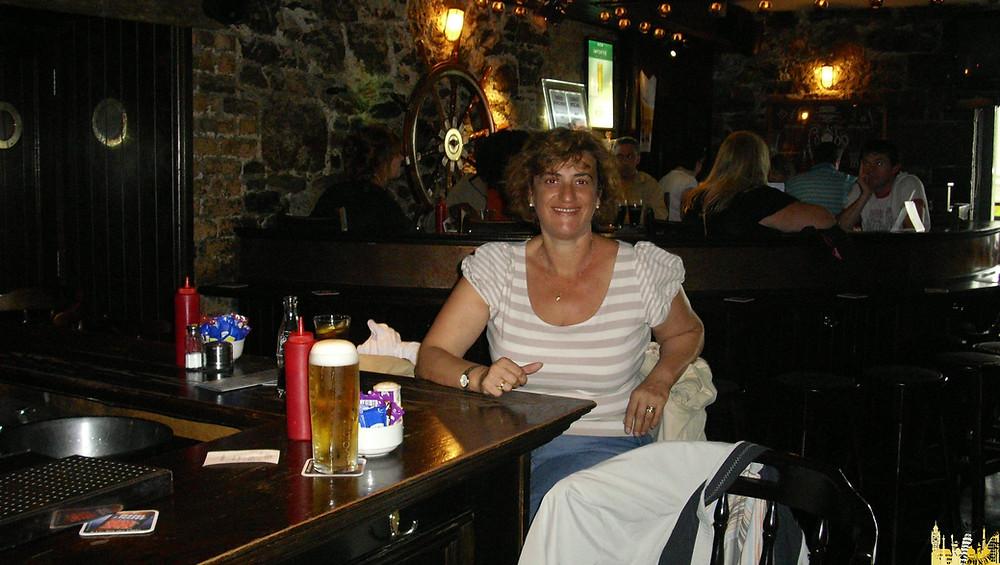 Pub de Howth (Irlanda)