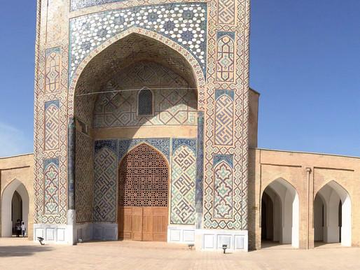 Shakhrisabz (UNESCO). La obra de Amir Timur, el Gran Tamerlán. Uzbekistán