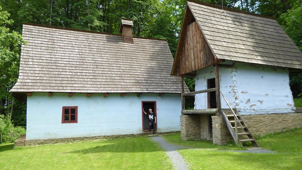 Museo de arquitectura popular. Bardejov Spa (Eslovaquia)