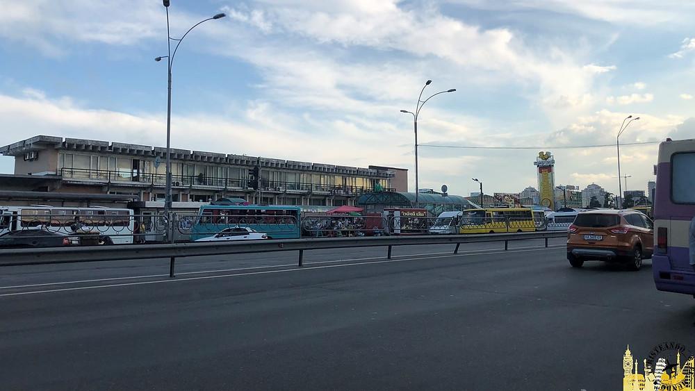 Volynskyi Station. Kiev (Ucrania)