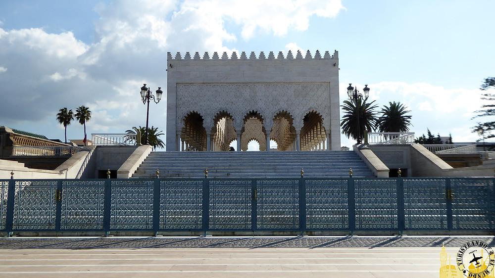 Mezquita Hassan II. Rabat (Marruecos)