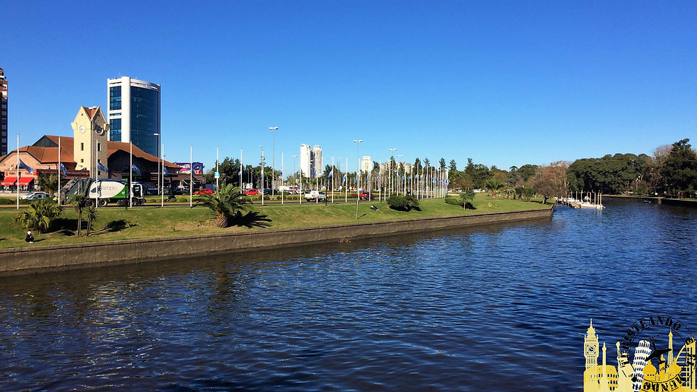 Río Luján. Tigre (Argentina)