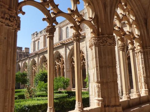 Visita al Real Monasterio de Santes Creus. Cataluña (España)