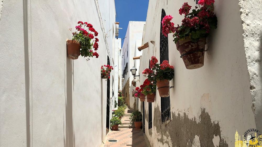 Barrio del Arrabal. Mojácar (Almería). España