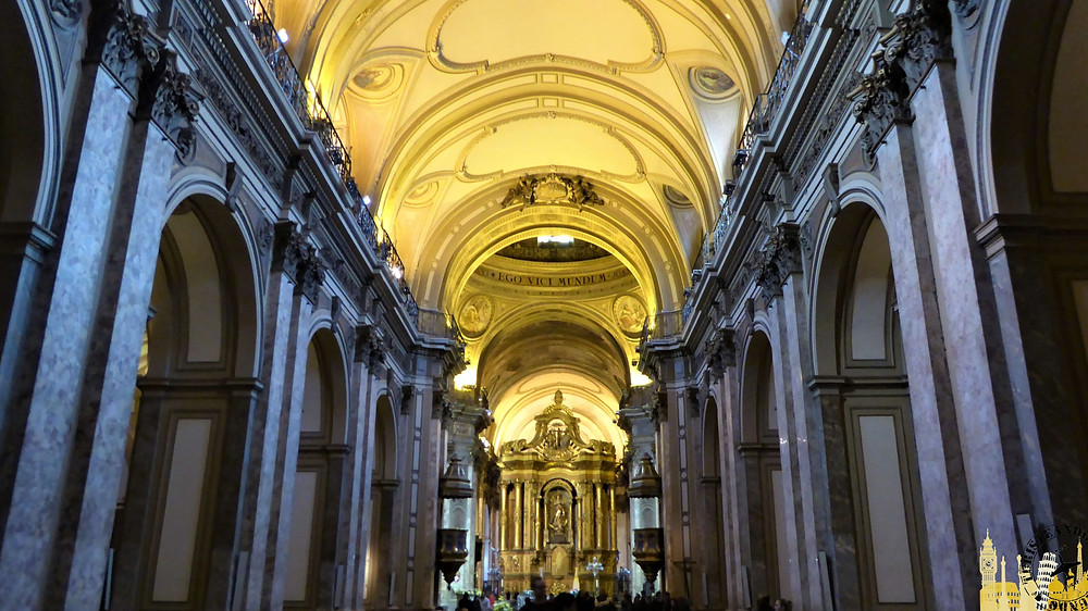 Catedral Metropolitana, Buenos Aires (Argentina)