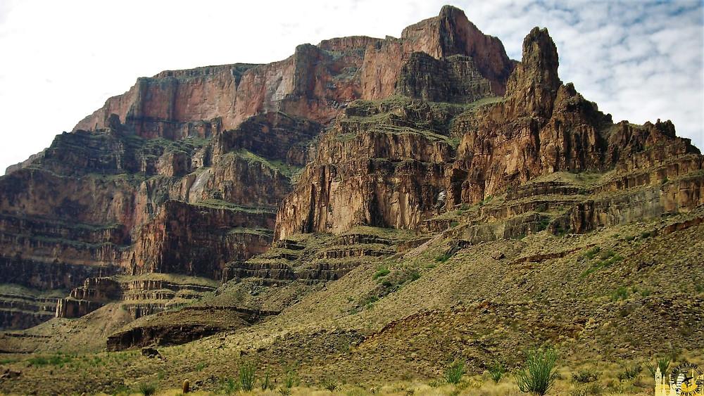 Catedral de Piedra. Gran Cañón del Colorado