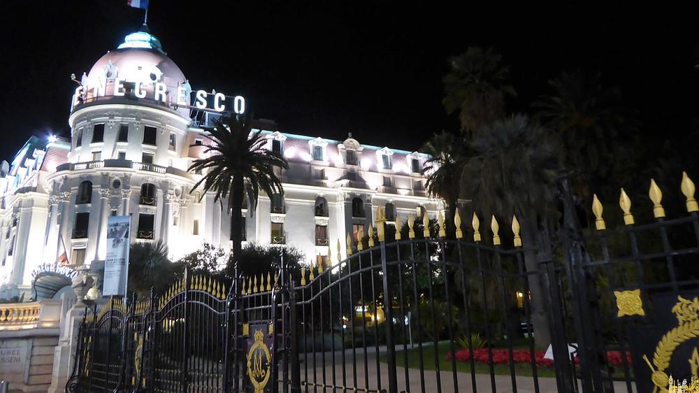 Hotel Negresco, Niza (Francia)