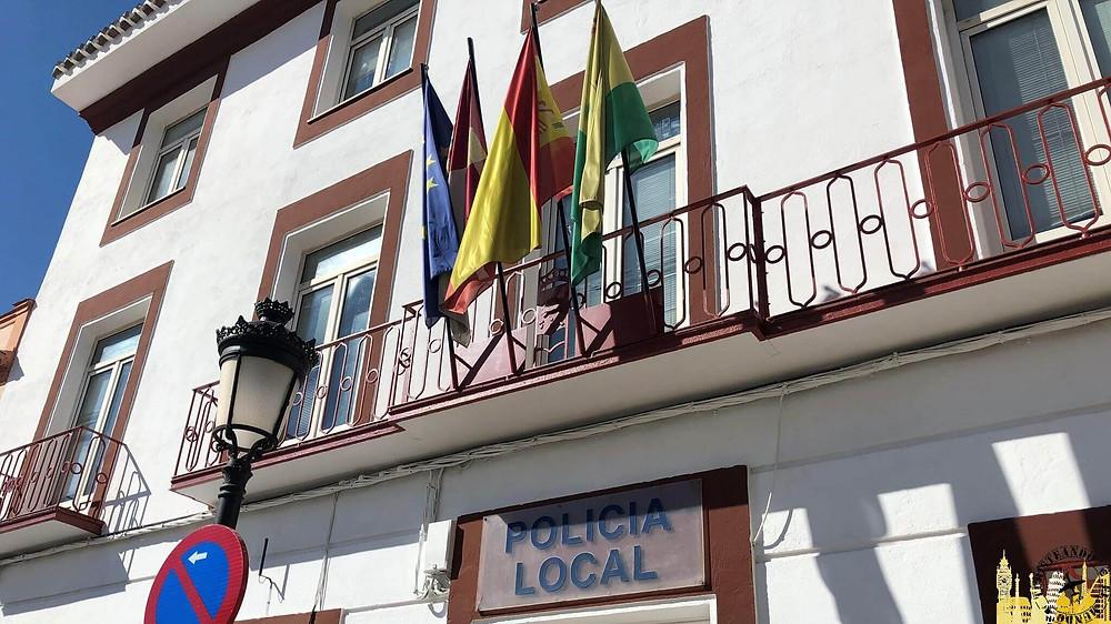 Tomelloso (Castilla la Mancha). Edificio Policía Local
