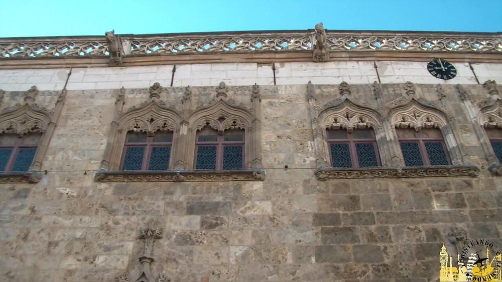 Casa Xanxo en centro histórico de Perpignan (Francia)
