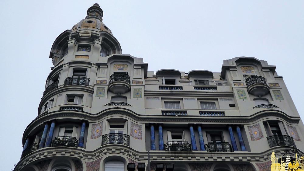 Edificio San Felipe y Santiago. Montevideo (Uruguay)