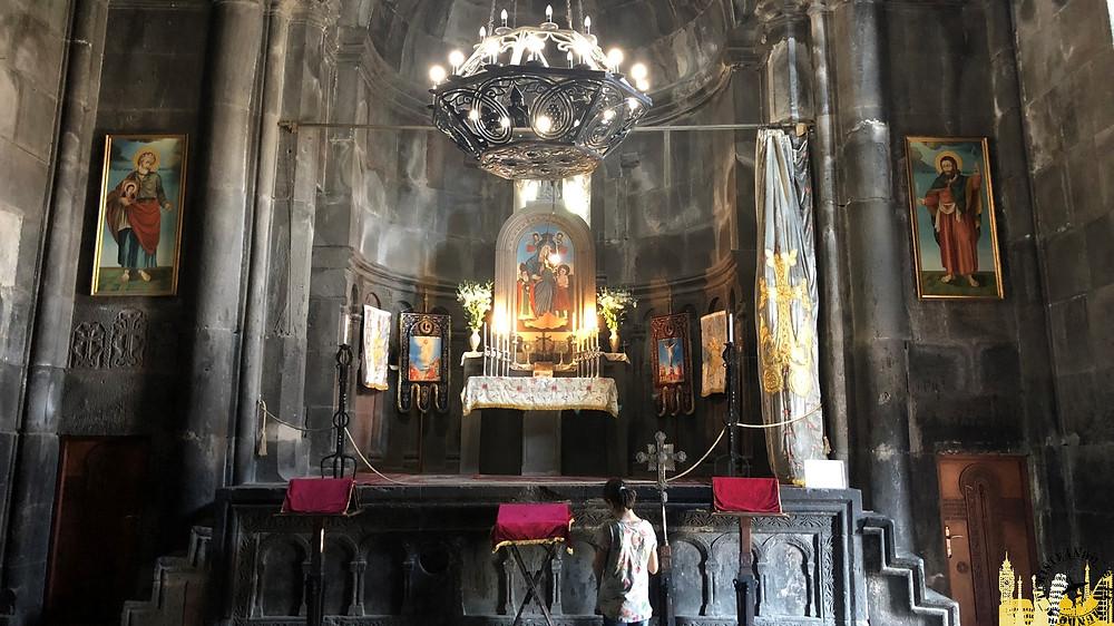 Monasterio de Geghard (Armenia)