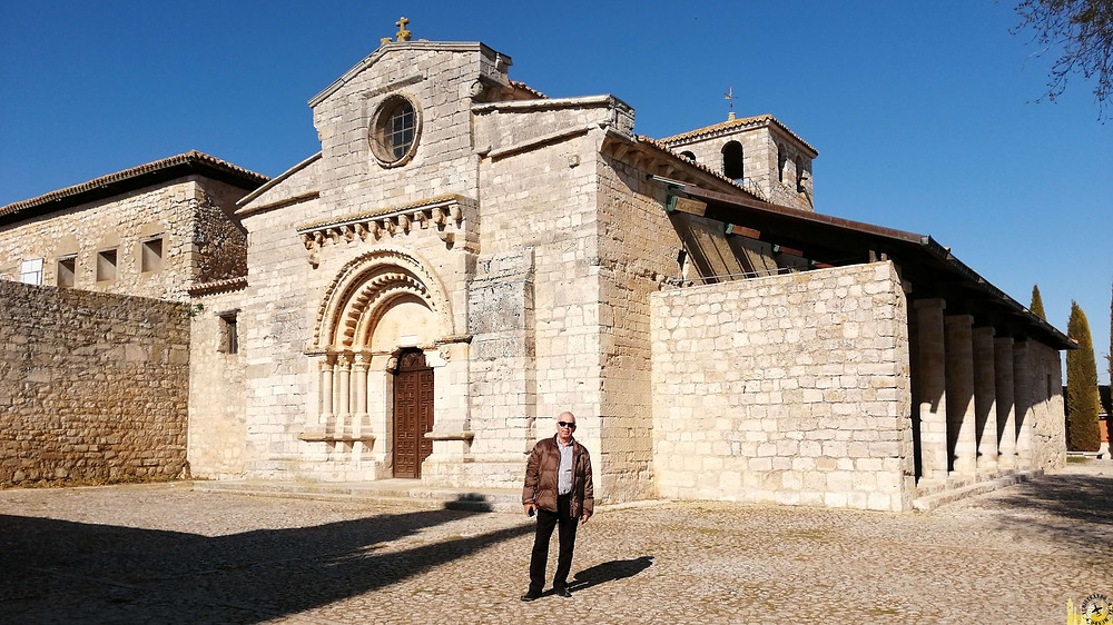 Iglesia de Santa Maríade la O en Wamba, Valladolid