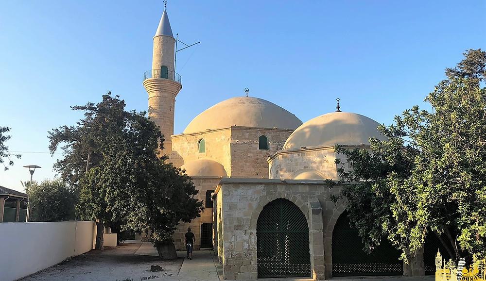 Mezquita de Halan Sultán, Larnaca (Chipre)